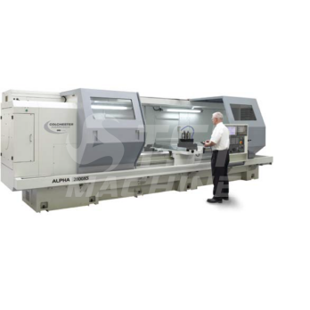 Alpha 2800 XS Manuál / CNC eszterga