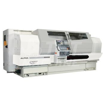 Alpha 1550 XM-1500 Hajtott szerszámos Manual / CNC eszterga