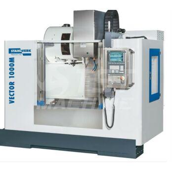Vector 650M Precíziós CNC megmunkálóközpont