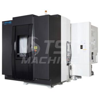 Mycenter-HX500G#50 4 tengelyes vízszintes CNC megmunkáló központ