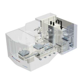 Mycenter-HX1250iTGA 4 tengelyes vízszintes CNC megmunkáló központ