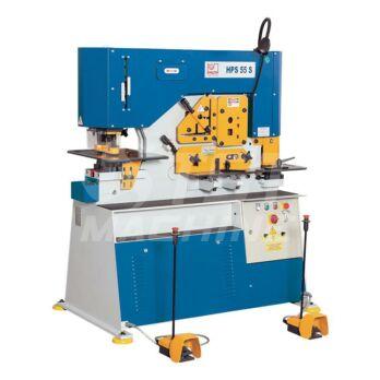 HPS 55 S hidraulikus univerzális profil acél vágógép