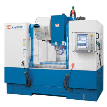 X.mill 900 Megmunkálóközpont (Siemens 828D)
