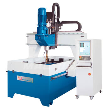 Drillmaster 4016 CNC Fúrógép