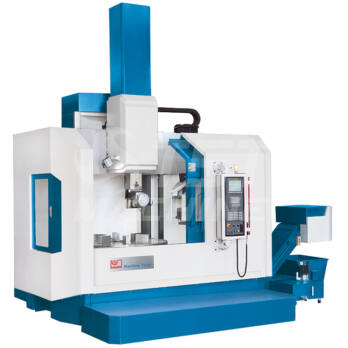 Verturn VDM 2300 Függőleges CNC eszterga (Siemens 828 D)