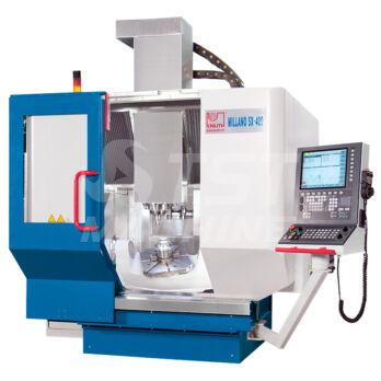 Millano 5X-400T CNC Megmunkálóközpont (GPlus S)