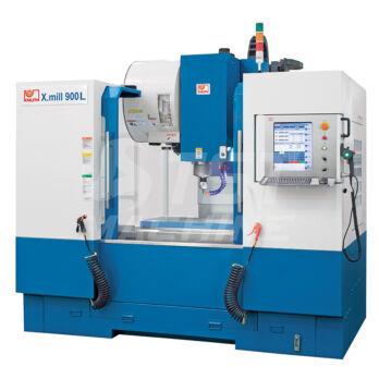 X.mill 900 L Függőleges CNC megmunkáló központ (GPlus)