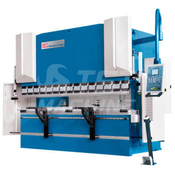 AHK D 30175 CNC Hidraulikus élhajlító 3x