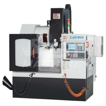 X.Mill 640 SINUMERIK 828D CNC megmunkálóközpont