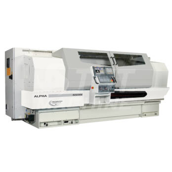 Alpha 1550 XS-1500 Manuál /CNC eszterga