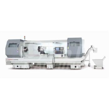 Alpha 1550 XS-2000 Manuál /CNC eszterga