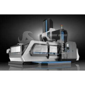 Edumill 1525 CNC Portálmarógép