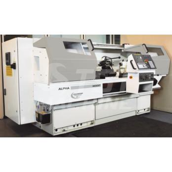 Alpha 1550 XM-3000 Hajtott szerszámos Manuál / CNC eszterga