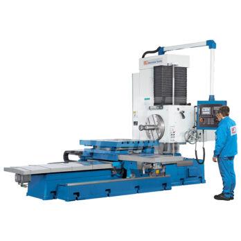 BO 110 CNC megmunkálóközpont (Si 828D)
