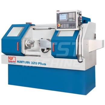 Numturn 320 Plus CNC eszterga (Si 808D Advance)