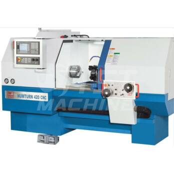 Numturn 420 ECO CNC eszterga Siemens 808D Advanced