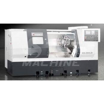 GLS-200Y CNC eszterga Y tengellyel