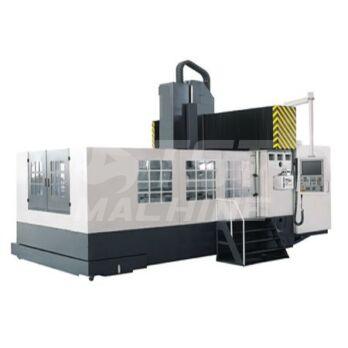 PM1640A CNC függőleges- és vízszintesfejes portálmarógép