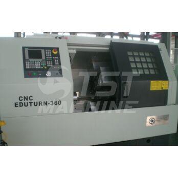 Eduturn-360SL Ferdeágyas CNC Eszterga