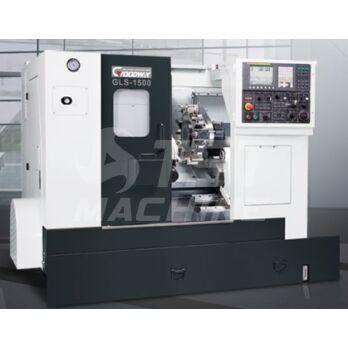 GLS-1500 LYS CNC ellenorsós eszterga hajtott szerszámmal Y tengellyel