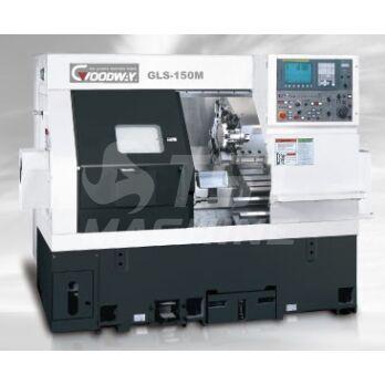 GLS-150Y CNC eszterga Y tengellyel
