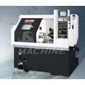 TS-100 ferdeágyas CNC eszterga