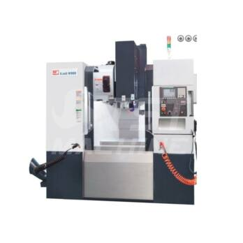 X.mill M900 Függőleges CNC megmunkáló központ Siemens vezérléssel