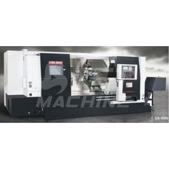 GS-4000L2 Nagyterhelhetőségű ferdeágyas CNC eszterga hosszított
