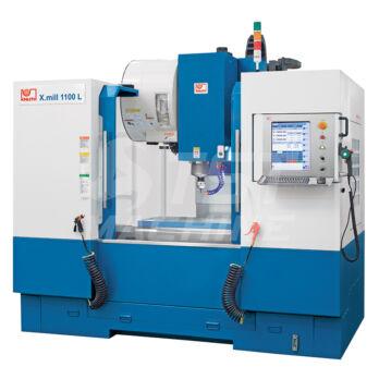 X.mill 1100 L CNC Megmunkálóközpont (Siemens 828D)