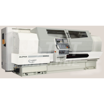 Alpha 1400 XS Manuál / CNC eszterga