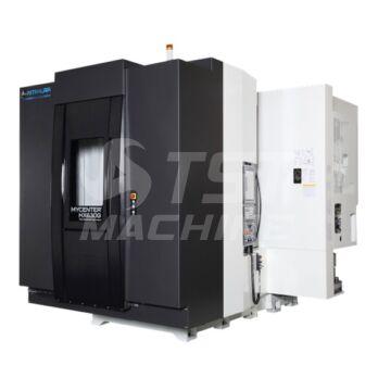Mycenter-HX800G 4 tengelyes vízszintes CNC megmunkáló központ