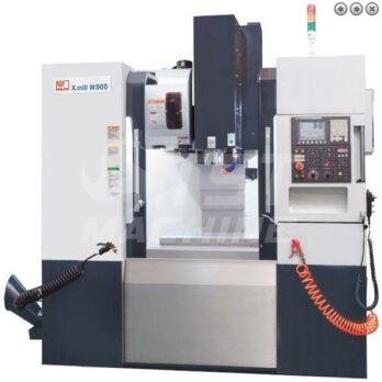 X.mill M900 Függőleges CNC megmunkálóközpont Fanuc vezérléssel
