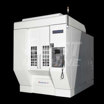 Mytrunnion-5G ultraprecíziós 5 tengelyes CNC megmunkálóközpont
