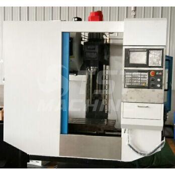 Edumill 645 CNC kismegmunkáló központ SIEMENS 808D vezérléssel