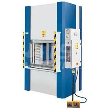 KVP 80 4-oszlopos hidraulikus prés