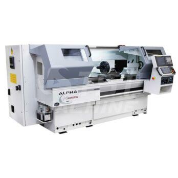 Alpha 1550 XC-2000 Manual CNC esztergagép C tengellyel