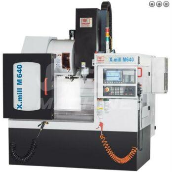 X.mill M 640 CNC függőleges megmunkálközpont Siemens vezérléssel