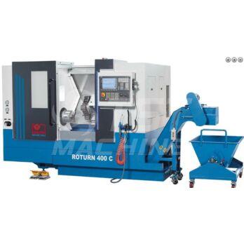 Roturn 400 C Ágyeszterga CNC ( Siemens 828 D)
