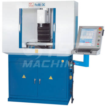 PicoMill CNC marógép (Siemens 808D)