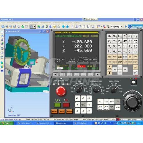 SSCNC-LIFE oktató szoftver