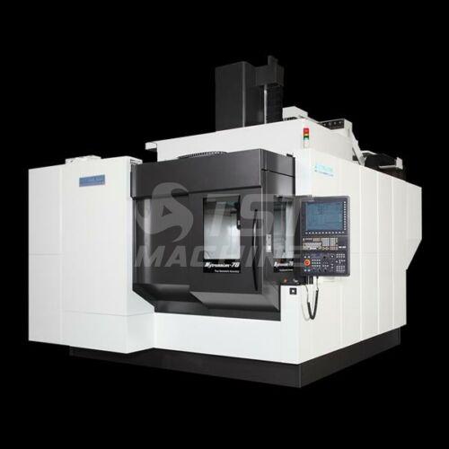 Mytrunnion-7G ultraprecíziós 5 tengelyes CNC megmunkálóközpont
