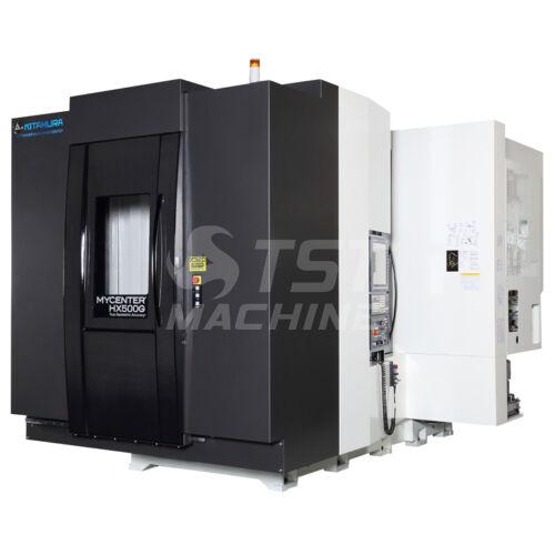 Mycenter-HX500G#40 4 tengelyes vízszintes CNC megmunkáló központ