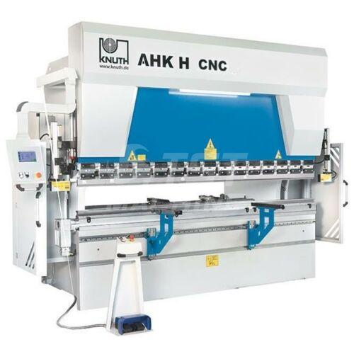 AHK H 37220 CNC Hidraulikus élhajlító