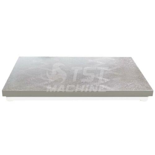 Öntöttvas mérőasztal 1000 x 1000 mm