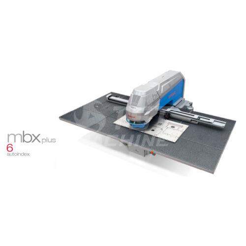 MBX PLUS-6-Autoindex 1250/30-2500 CNC Stancológép
