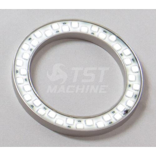 LED Ring Belső átmérő: 85mm; hideg fehér
