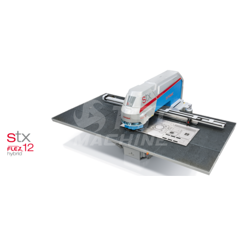 STX PLUS -Flex-12 1500/22-2500 CNC Stancológép