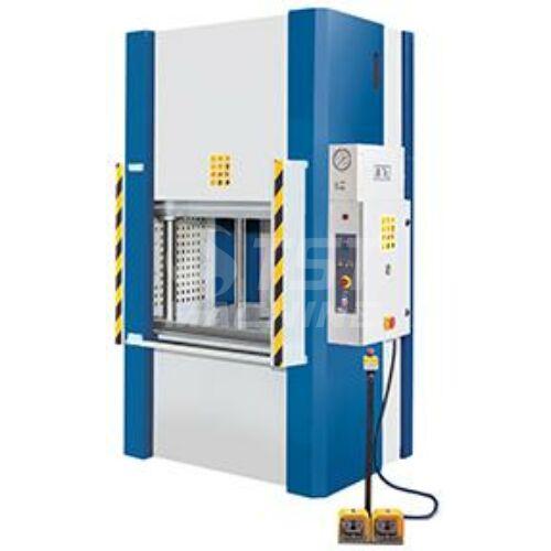 KVP 100 4-oszlopos hidraulikus prés