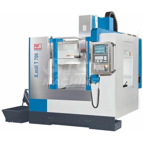 X.Mill T 700 (Siemens/Heidenhein/Fanuc) Függőleges megmunkálóközpont