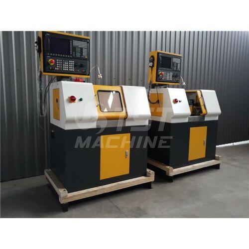 Eduturn 200 CNC oktató eszterga Siemens 828D Shopturn vezérléssel